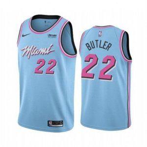 NWT Miami Heat Jimmy Butler City NBA #22 Jersey